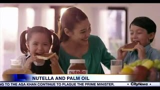 Video: The makers of Nutella fight back after a report links one of its ingredients to cancer.