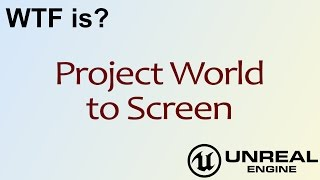WTF Is? Screen Resolution in Unreal Engine 4 ( UE4