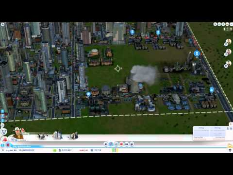 simcity 5: how to make money