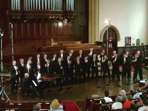 Calgary Men's Chorus in Unison 5