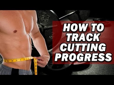How To Track Progress During A Cutting Phase