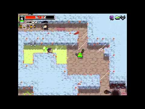 Nuclear Throne: The Fish Man enters!