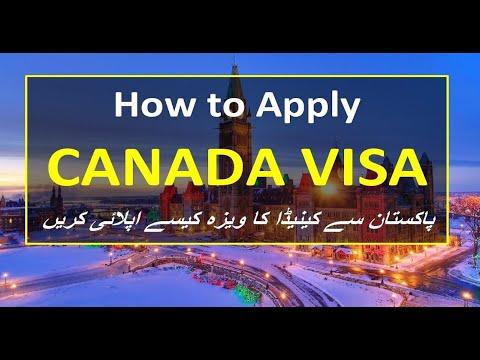 CANADA Visa Consultant - Pakistan