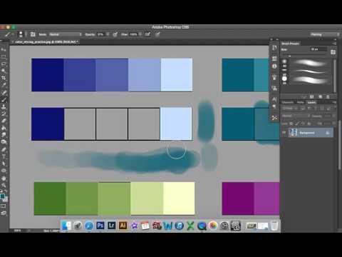 Photoshop (CS6) Brush