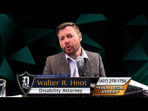 826: What is the approval rating in Alabama for SSDI and SSI? Attorney Walter Hnot