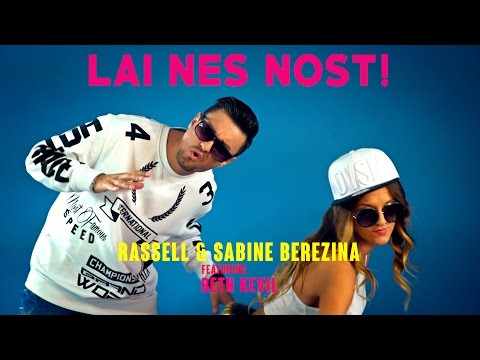 Xxx Mp4 Rassell Amp Sabīne Berezina Lai Nes Nost Official Video Ft Beth Kevil 3gp Sex