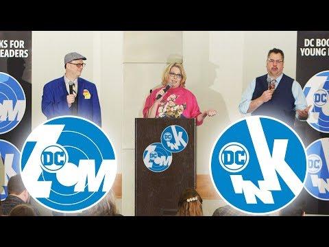 DC INK & DC ZOOM: Full ALA Panel