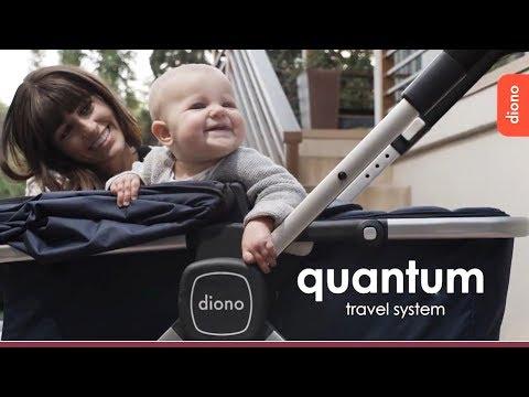Diono Quantum Travel System Lifestyle - Direct2Mum