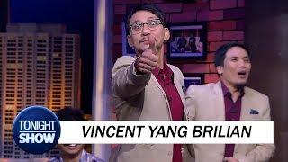 Aksi Vincent yang Benar-Benar Memukau