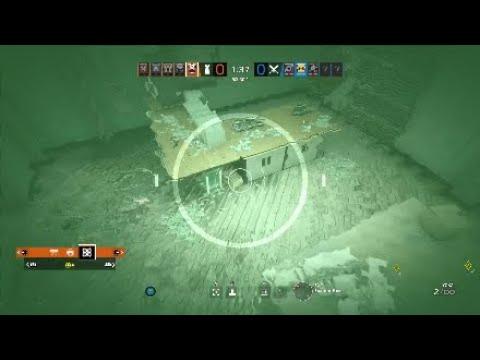 Echos Floor Bang Bomb Defense Strat!!- Rainbow Six Siege