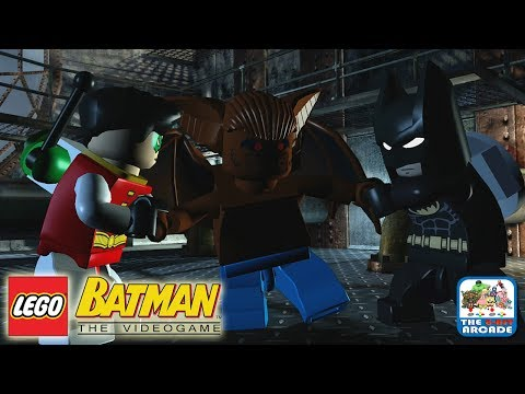Lego Batman: The Videogame - Taking Man-Bat For A Spin (Xbox One/360 Gameplay)