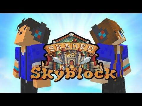 Blocks in the Sky! - Skyblock w/ Salexbrown