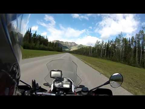 Part 3 Alaska Hwy: Dawson Creek to Yukon border
