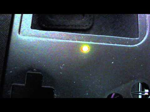 Gameboy Reloaded - Status LED