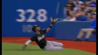 MLB Long Run Catches