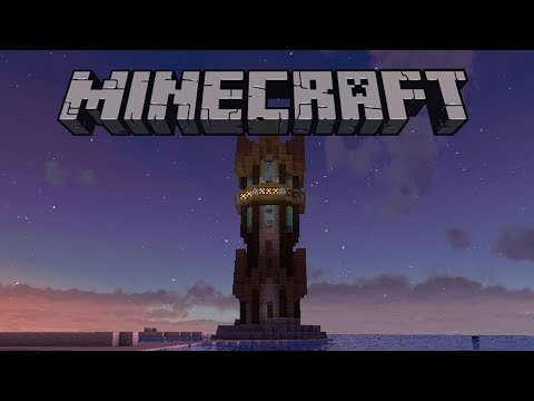 The Lighthouse | Minecraft 1.12 Survival Let's Play | Episode 3