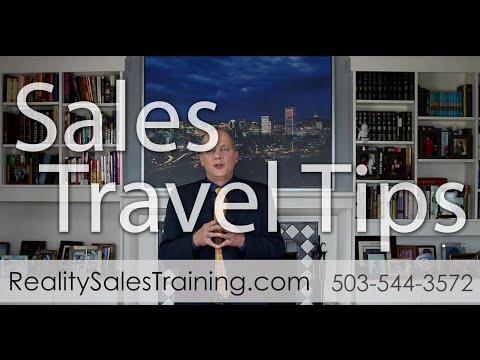 Sales Travel Tips - Sales Reality Check 80