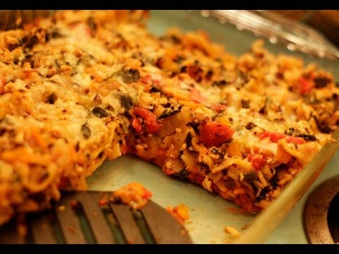 Gluten Free Tofu Lasagna