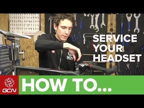 How To Service Your Headset