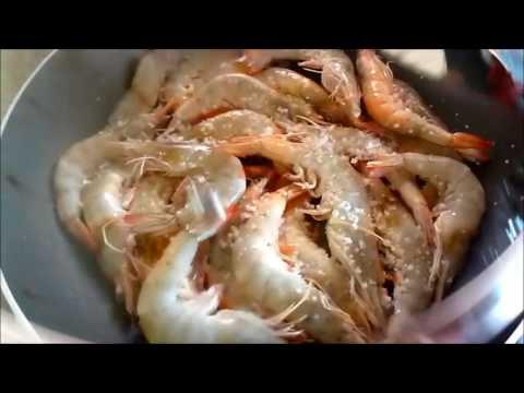 Quick and Easy Shrimp Halabos Recipe