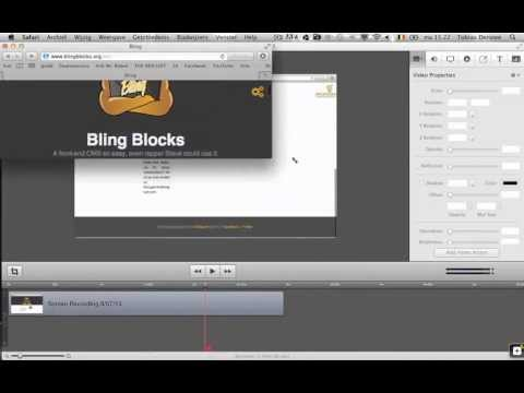 Bling Blocks - a new and unique java CMS built on the Play! Framework