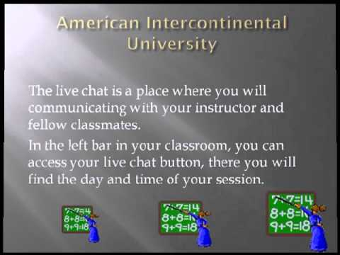 AIU Powerpoint Presentation