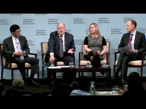 Clip: Adam Posen on U.S. Leadership in the International System