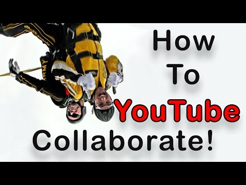 How to Collaborate on YouTube and GET MORE SUBS like Unbox Therapy, MKBHD, Casey Neistat and more!