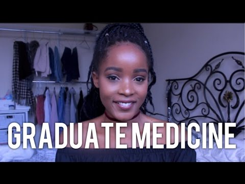 GRADUATE MEDICINE - EVERYTHING YOU NEED TO KNOW