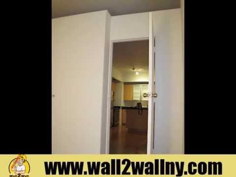 Temporary Walls NYC - Custom Bookshelves, Bookcase Walls, & Wardrobe Walls