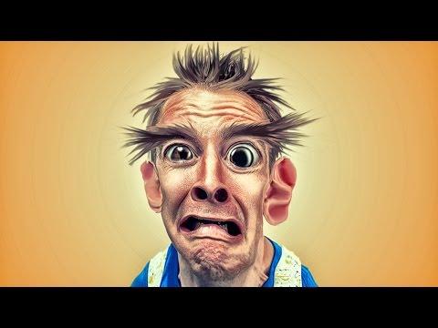 smudge Caricature photo effect   photoshop tutorial cs6/cc