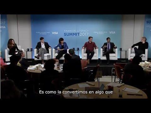 Visa y Chicago Fed. son Co-anfitriones de la Cumbre de Educación Financiera de 2017
