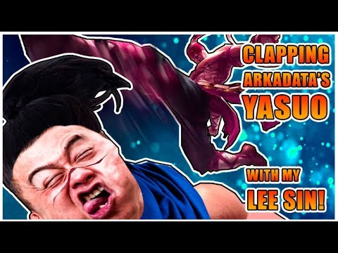 TheWanderingPro - Clapping Arkadata, With My Lee Sin !