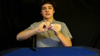 Magic Tricks Revealed: Coin Rip