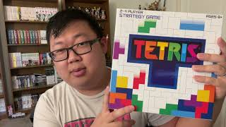Board Game Reviews Ep #155: TETRIS