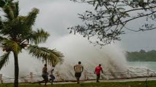 Cyclone Roanu Bangladesh 2016 ঝড়ের তাণ্ডব দেখুন !