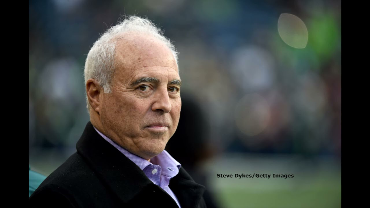 Jeff Lurie, Howie Roseman, and state of the Eagles: Rob Maaddi joins Mike Gill 4-15-21