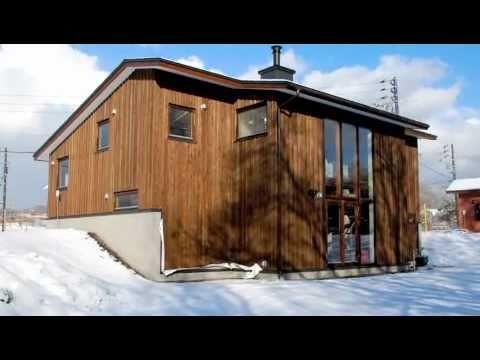 Building the Hokkaidian House