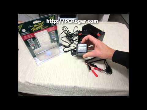 Deltran Battery Tender Junior Review