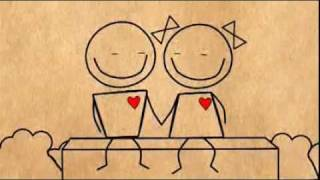 Happy Valentines Day - 2D Animation