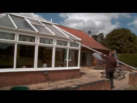 7. Cleaning Fluid for Conservatory Roofs