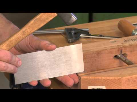 Tips for Cutting Half Blind Dovetails Part 1, with Tim Rousseau