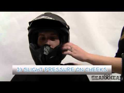 How To Fit A Helmet- GearHead.com