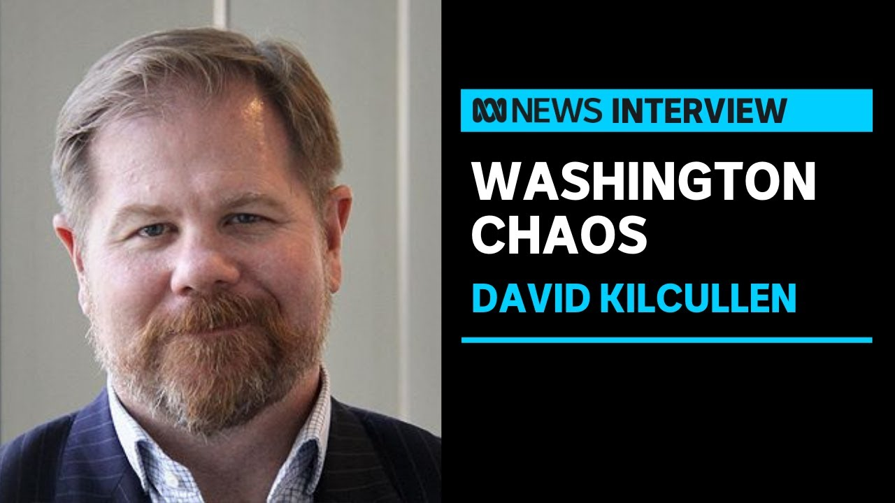 Counterinsurgency expert says Trump riots will lead to future violence in the US | ABC News