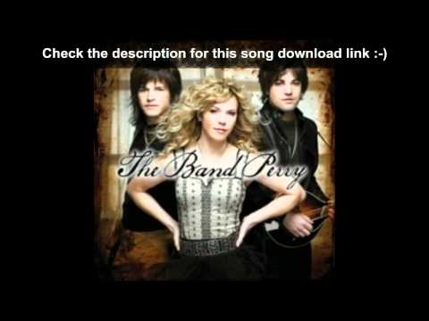 ♥  Band Perry - Quittin' You