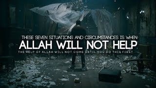 Allah Guarantees To Help You If You Do This
