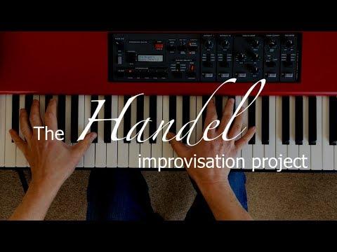 The Handel Improvisation Project, part 3 || A pop ballad