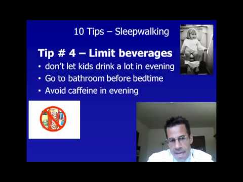 Sleepwalking - 10 Tips to Identify, Prevent, and Treat