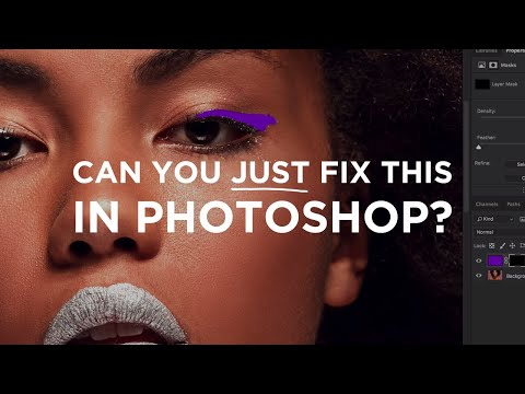 Fix It in Photoshop | CreativeLive