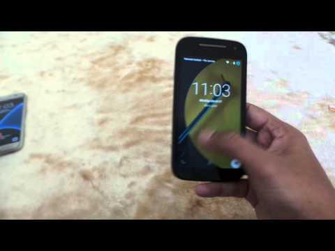 Unlocking Motorola Moto E 4G LTE Phone